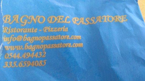 Lido di Dante, Włochy: Passatore