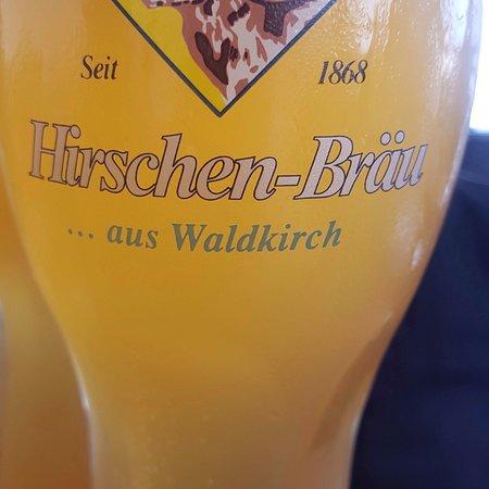 Heuweiler, Alemania: Abendessen im Rebstock: Rumpsteak