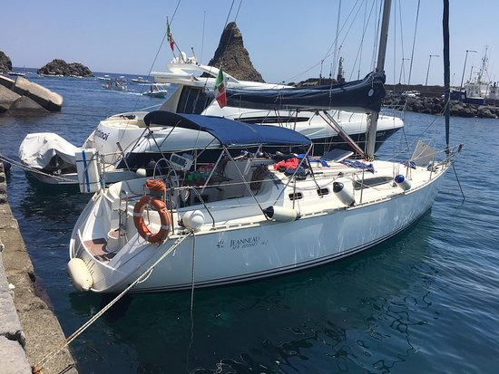 Sicily Sailing Experience