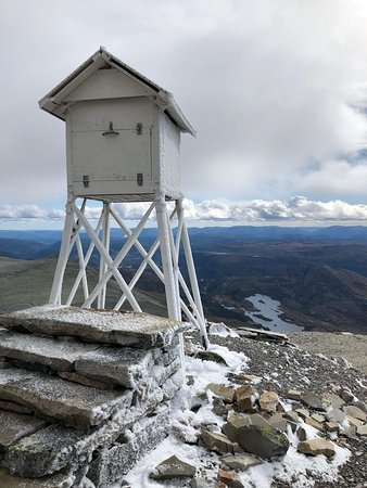 Telemark, Norway: View from the top
