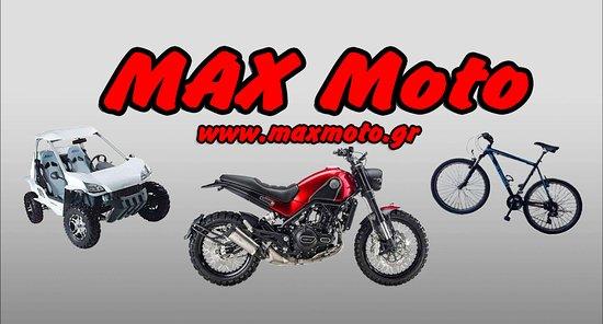 Kolympia, Grecja: Max Moto