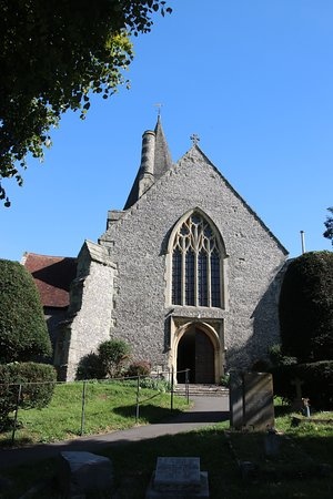 St Andrew's Church: St Andrews Church