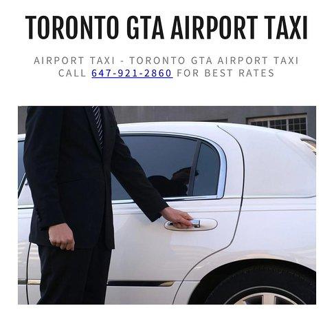 Toronto GTA Airport Taxi