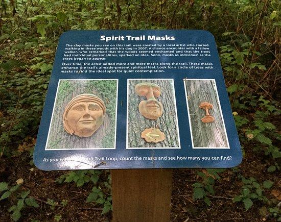 Spirit Trail Walk照片