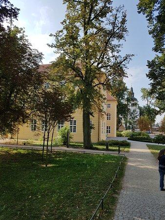 Mirow, Alemanha: Das Schloss