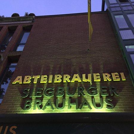 Siegburger Brauhaus - Zum Roten Loewen