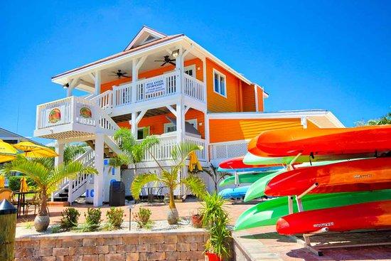 Needs some updating! - Review of North Captiva Island Club Resort