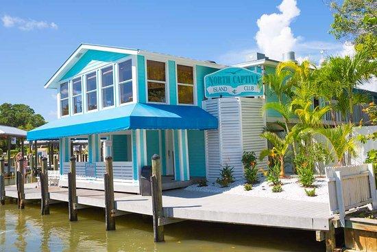 Остров Северная Каптива, Флорида: Front Desk