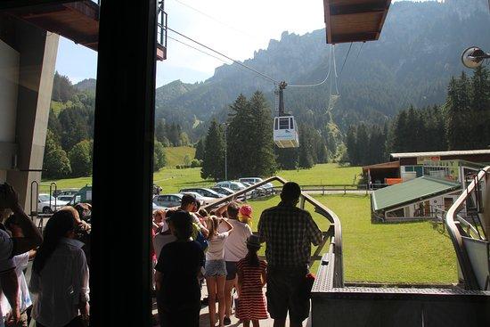 Mount Tegelberg: Der Weg nach oben