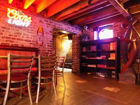 the Bar Bar