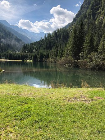 Mittersill, Austria: Elisabethsee