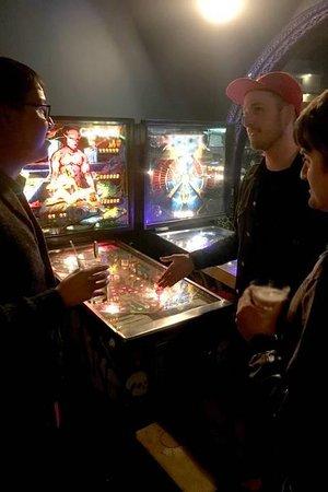 SF Pinball Tours