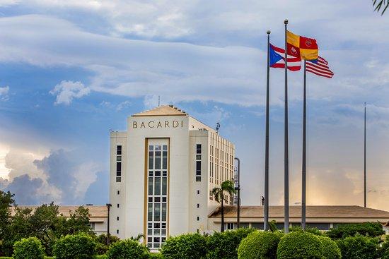 Catano, Пуэрто-Рико: Casa BACARDÍ Puerto Rico