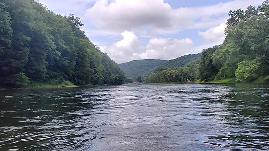 Allegheny River - Picture of Allegheny Outfitters, Warren