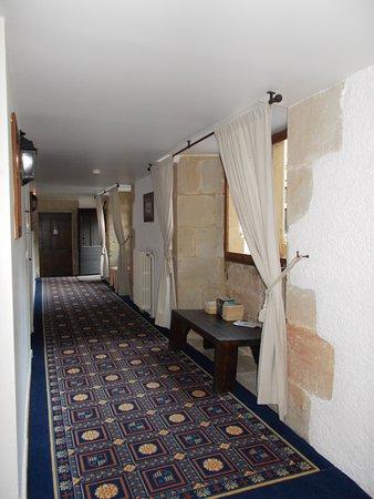 Couiza, France: couloir