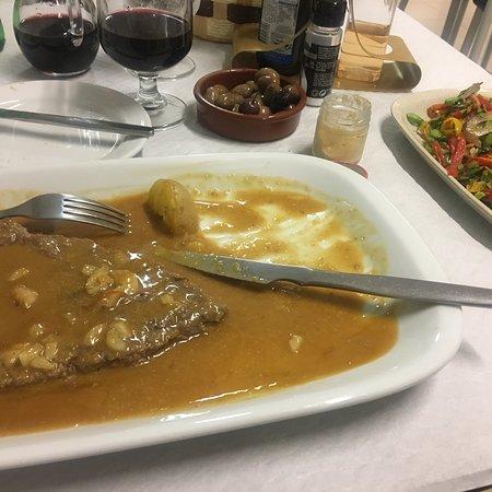 Luz de Tavira, Portugal: Restaurante Edmundos