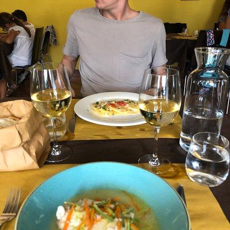 Ristorante Da Franco Al Borgo In Genova Con Cucina