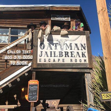 The Oatman Jailbreak: photo1.jpg