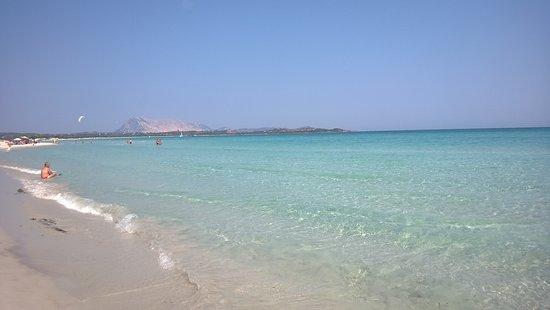 La Cinta: Bellissima spiaggia