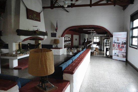Isla Martin Garcia, Argentina: Fragata Hercules