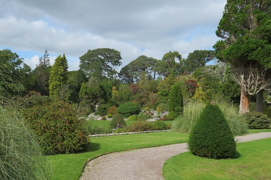 Muckross House, Gardens & Traditional Farms: Muckross Garden at Killarney National Park