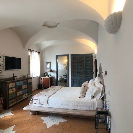 Casa Buonocore: What a beautiful place to stay in Positano.