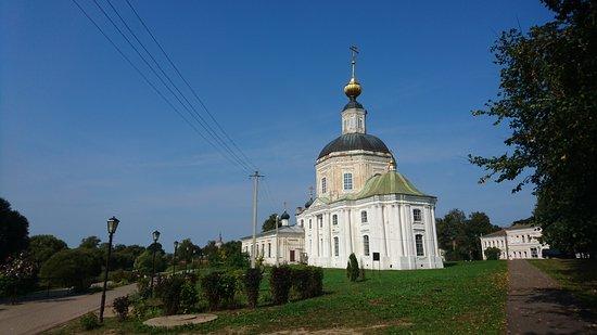 Church Rozhdestva Presvyatoi Bogoroditsy