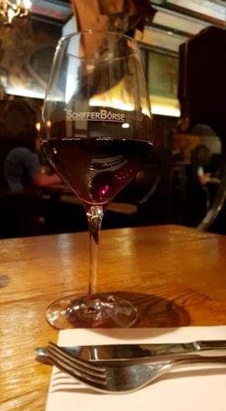 Schiffer Borse: Husets vin
