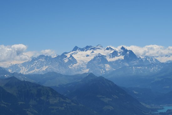 Mount Pilatus: Views