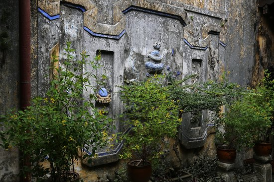Strange Old House Of Tan Ky Picture Of Old House Of Tan Ky Hoi An Download Free Architecture Designs Embacsunscenecom