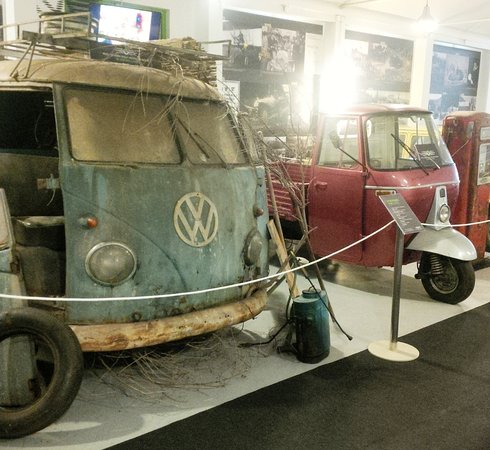 The Museum of Historical Vehicles and Industrial Heritage