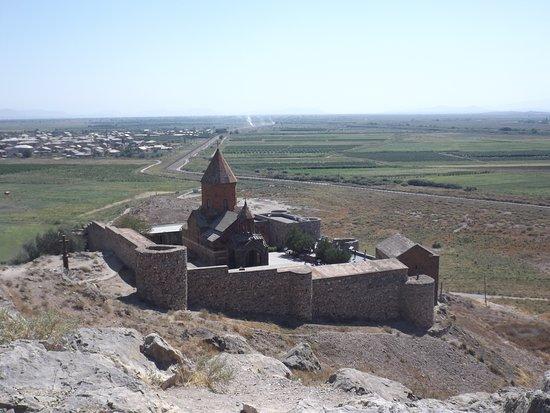 Lusarat, أرمينيا: Khor Virap