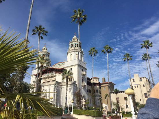 Hearst Castle: Another view
