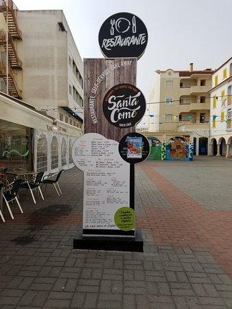 Silveira, Portugal: Santa. Come