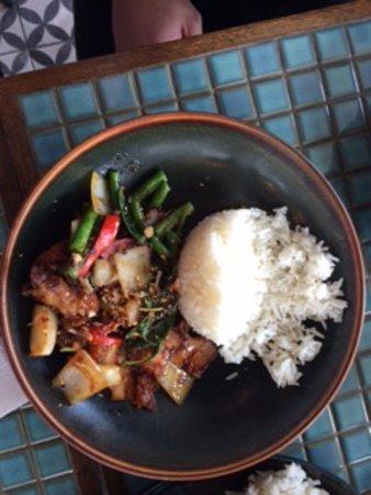 Kinn + Derm: Thai Meal