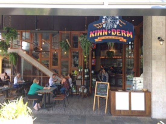 Kinn + Derm: Al Fresco Area At Chermside Kinn & Derm