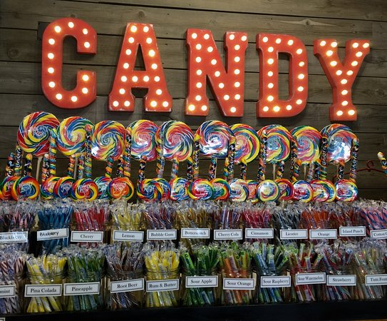 The Old Fashion Candy Store