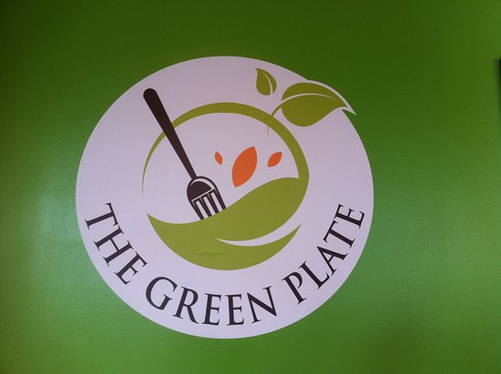 Whitinsville, Массачусетс: The Green Plate!