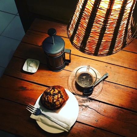 Café with big heart in KTM