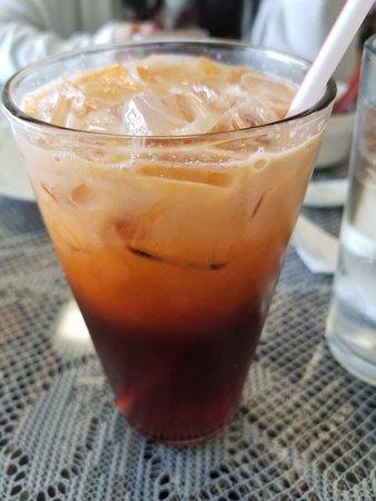 Woodland, WA: thai tea