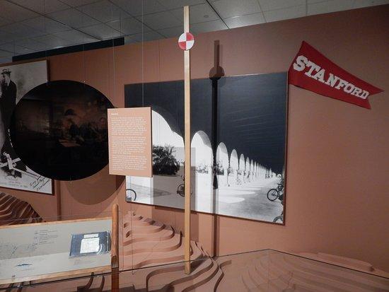 West Branch, IA: herbert history exhibit 2