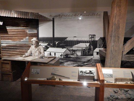West Branch, IA: herbert history exhibit 3