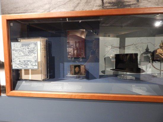 West Branch, IA: herbert history exhibit 9