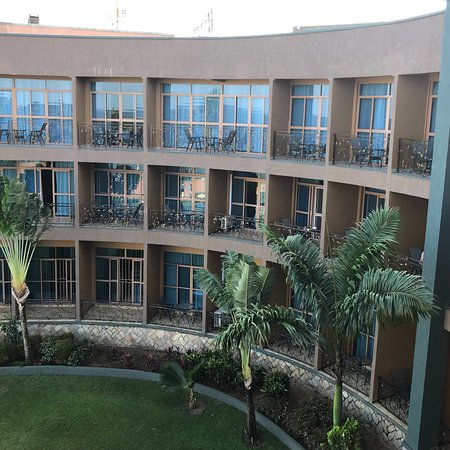 Nice place to start in Uganda.