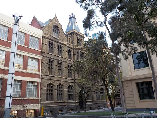 RMIT Building No.4