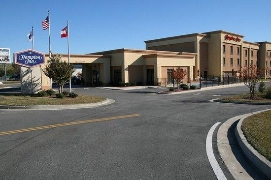 Vidalia, GA: Exterior