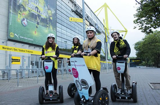 Fußball-Tour Dortmund