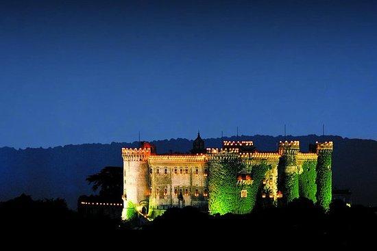 Castelo de Odescalchi em Bracciano...