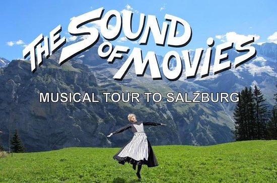 Sound of Movies: Musical Tour til Salzburg fra Wien