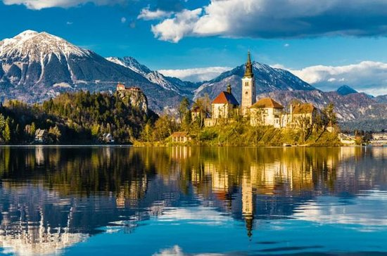 Lake Bled & Ljubljana-Small Group...